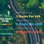 3 Hours Package