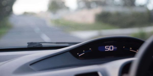 Driving Lessons Speed Limits